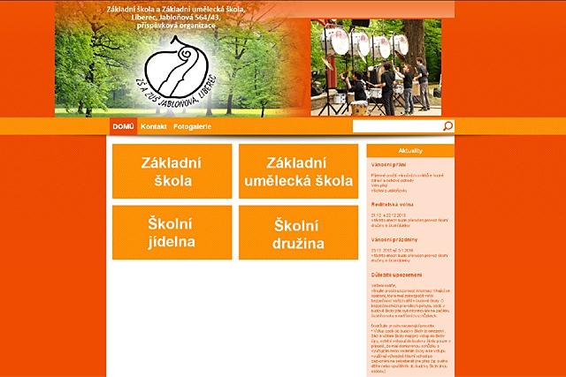 www.zsjablonova.cz - ZŠ a ZUŠ Jabloňová ecc85983e1d